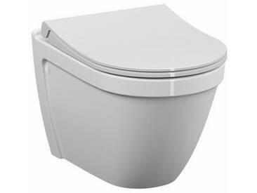 Pack WC suspendu S50 Flush avec fixations cachées - Couleur : BLANC