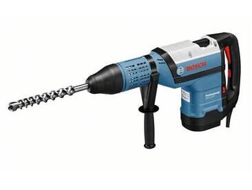 Perforateur burineur SDS-Max 11.5Kg 1700W 19J Ø de perçage béton 52mm GBH 12-52 D BOSCH 0611266100