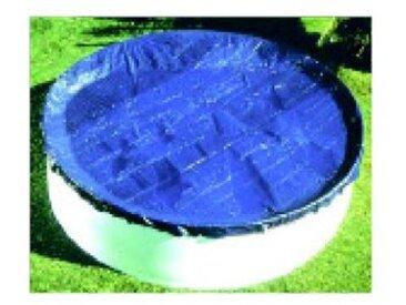 Bâche opaque piscine octogonale allongée, dimensions bâche 5.85x3.77m
