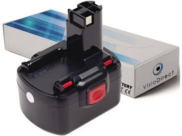 Batterie type 2607335273 pour Bosch 3000mAh 12V