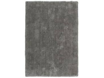 Tapis uni Velvet par Lalee Platine 120x170