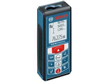 Télémètre laser de portée 80m GLM 80 BOSCH 0601072300
