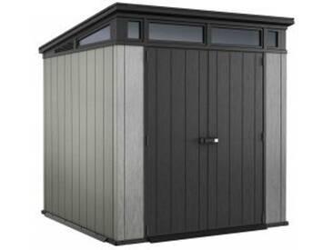 Abri en résine OAKLAND BROSSIUM® 77 - 4,7 m² (monopente)