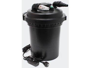 Filtre de bassin à pression UVC 18W jusqu'à 30000l