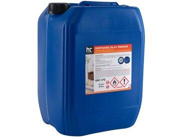 Bioéthanol à 96,6 % dénaturé 3 x 20 L