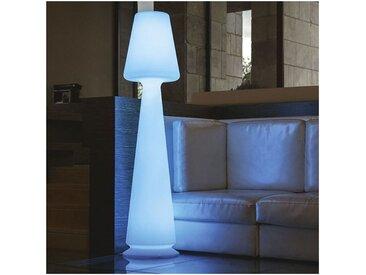 Lampe de jardin sur pied Chloe LED RGB MONACIS - Led RGB - Utilisable en Intérieur et Extérieur.