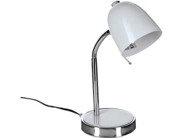Lampe de bureau en métal Karel - blanc - Atmosphera
