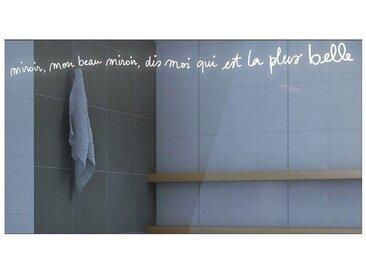 Miroir avec éclairage LED - Mon Beau Miroir Par Joël Guenoun - 65 cm x 120 cm (HxL)
