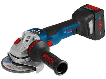 Bosch GWS 18V-125 SC Meuleuse angulaire sans fil , 2 batteries ProCORE 18V 7 Ah L-BOXX 06019G3406