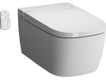 Cuvette suspendue V-Care intelligent WC VitrAflush 2.0 - Version Confort
