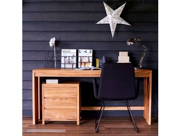 Bureau en bois de teck 160 Eden