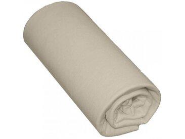 Drap Housse Bébé 100% Coton Seigle 60x140 Bonnet 15 cm - Terre de Nuit