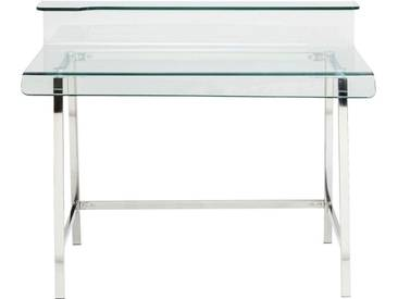 Bureau en verre Visible Clear Kare Design