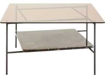 Table basse Salto 80x80cm Kare Design