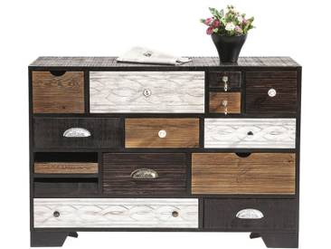 Commode Quinta 14 tiroirs Kare Design