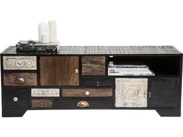 Meuble TV en bois Finca Kare Design