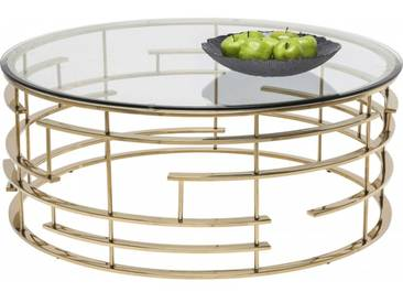 Table basse ronde Jupiter 100cm Kare Design