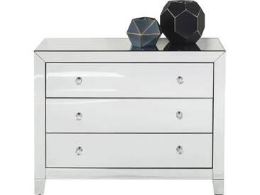 Commode Luxury 3 tiroirs Kare Design
