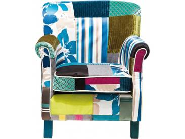 Fauteuil Patchwork Stripes Kare Design