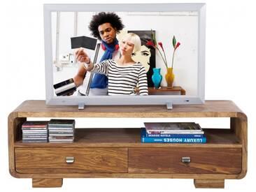 Meuble TV en bois Authentico Club Kare Design