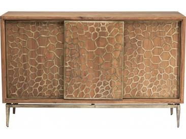 Buffet Mesh Brass Kare Design