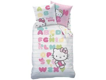 Housse de couette Hello Kitty Abécédaire