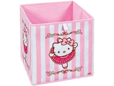 Panier de rangement pliable Hello Kitty Ballerine