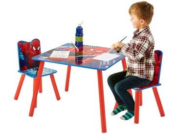 Table et chaises d'enfant Spider-Man