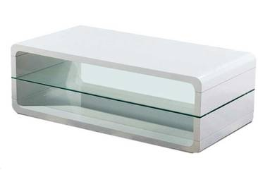 Meuble tv Derby 140 cm - blanc