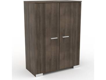 Commode Gemma 2 portes - noyer