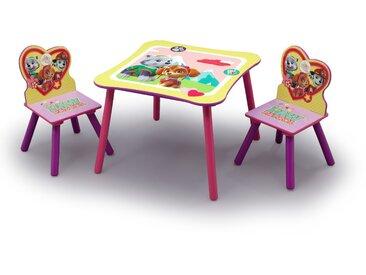 Table et chaises La Pat' Patrouille Stella