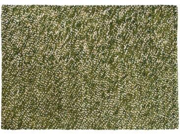 Reyansh: Custom Size Vert Laine Blanc Designer Tapis indien pour le salon,Small / Medium / Large / XL