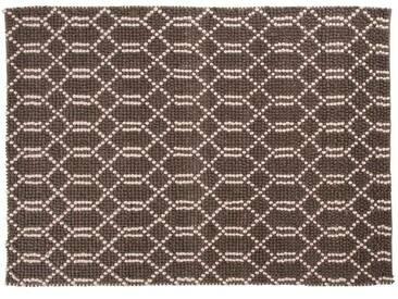 Sharwan: 15cm x 20cm tapis tissé gris foncé, tapis indiens belle, salon
