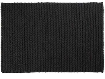 Samrul: 15cm x 20cm tapis noir de charbon de bois, tapis de feutre indien, bas prix, pas cher, tressé