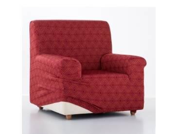 Housse fauteuilterracotta  Housse fauteuil canapé extensible Gemma