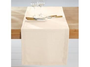 Nappe carrée : 150x150cmnaturel  Nappe aspect lin