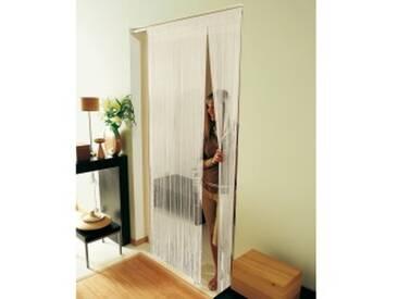 Rideau : largeur 60 x hauteur 120cmrouge Rideau de fils