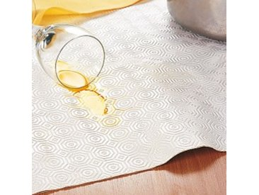 Sous-nappe ovale : 150x235cmluxe  Protège-table standard ou luxe