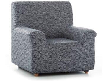 Housse canapé 3 placesgris anthracite  Housse fauteuil canapé extensible Matarit