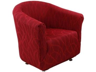 Housse extensible fauteuil cabriolet 1 place grisgris  Housse fauteuil cabriolet Alice