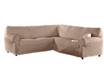 Housse canapé dangleanthracite  Housse gaufrée bi-extensible canapé dangle