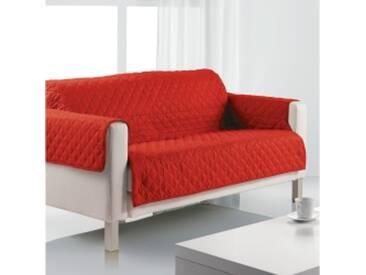 Protège fauteuil/canapé universel 1 placerouge  Protège-salon matelassé universel