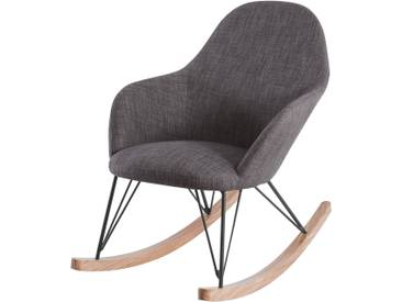 Rocking Chair Malibu Taupe