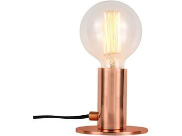 Lampe à poser Véla cuivre (ampoule incluse)