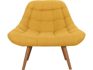 Soldes - Fauteuil Olaf jaune