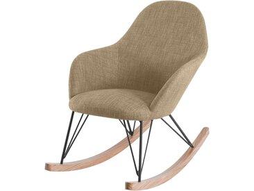 Rocking Chair Malibu Beige