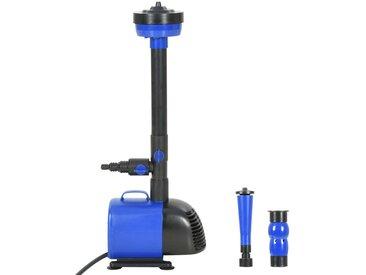 Pompe pour fontaine 110 W 3 000 L / h - vidaXL