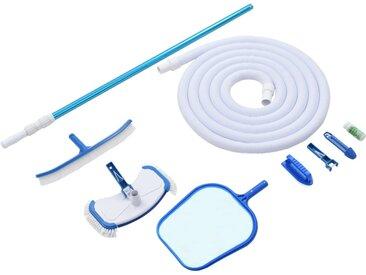 Kit d'entretien de piscine 9 pcs - vidaXL