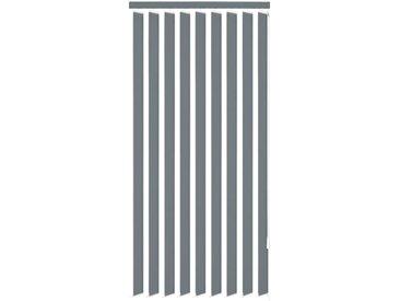 Store vertical 180 x 180 cm Tissu Gris - vidaXL