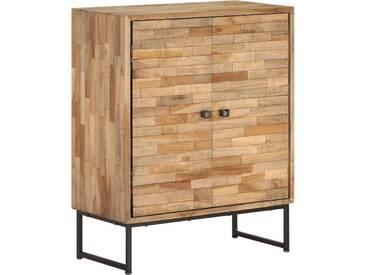 Buffet Bois de teck recyclé 60 x 30 x 75 cm - vidaXL